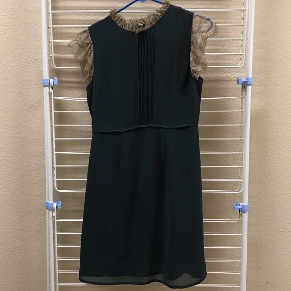 Anthropologie Dresses & Skirts - Green Anthropologie Dress Size 4